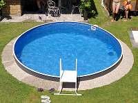 vyhřívaný bazén