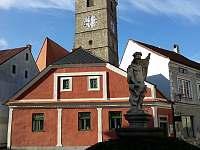 Apartmán na horách - Slavonice