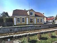 Chalupa k pronájmu - dovolená Rybník Osika rekreace Staré Město pod Landštejnem