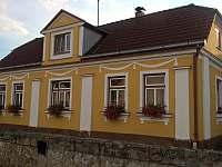 Chalupa Staré Město pod Landštejnem - ubytování Staré Město pod Landštejnem