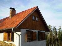 Chalupa U Posledního Rožmberka - ubytování Rožmberk nad Vltavou