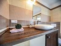 apartmán - koupelna s WC - rekreační dům k pronájmu Třeboň