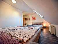 apartmán - ložnice - Třeboň