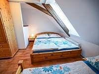 pokoj č.1 - rekreační dům k pronajmutí Třeboň