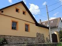 Staré Hobzí ubytování 16 lidí  pronajmutí