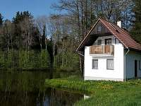 ubytování Zahrádky na chatě k pronájmu