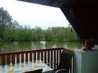 Na samotě u rybníka - chata k pronájmu - 15 Bořetín