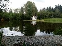 Na samotě u rybníka - chata k pronajmutí - 11 Bořetín