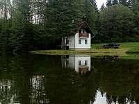 Na samotě u rybníka - chata - 19 Bořetín