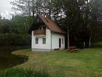 Na samotě u rybníka - chata k pronajmutí - 20 Bořetín