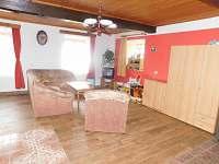 Obývací pokoj s přistýlkou