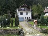 Chata k pronájmu - dovolená Novohradské hory rekreace Dobrá Voda u Horní Stropnice