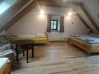 ložnice apartmán - Hůrky