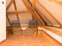 odpočívárna sauna