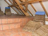 odpočívárna sauna - Hůrky