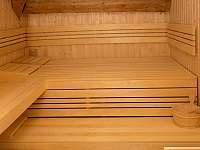 sauna - Hůrky