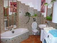 Apartmá DVA - koupelna