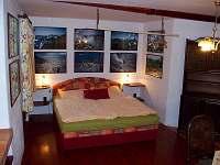 Apartmá DVA - ložnice
