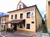 Levné ubytování  České Budějovice - Vltava Apartmán na horách - Křemže