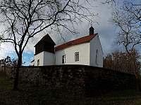 Sv. Ján u Chřešťovic (4km od Dobešic) -