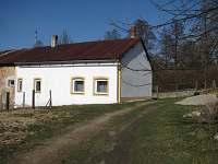 Balkův mlýn Nová Bystřice