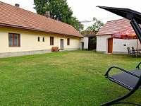 Chalupa k pronajmutí - Třeboň - Břilice Jižní Čechy