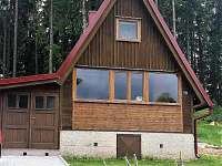 ubytování Skiareál Lipno - Kramolín na chatě k pronajmutí - Lojzovy Paseky