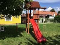 děti se baví - ubytování Borkovice