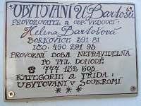 Kontakty označení - Borkovice