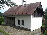 ubytování na Českokrumlovsku Chata k pronajmutí - Dobročkov