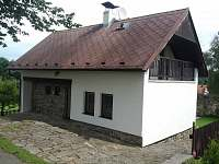 Chata k pronajmutí - dovolená Přehrada Husinec rekreace Dobročkov