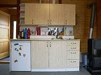 kuchyňská linka s lednicí - Vodňany