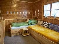 postele s úložným prostorem - Vodňany