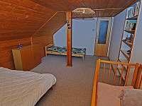 Lipno chata - ložnice I