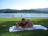 Lipno chata - na pláži - Pernek - Hory