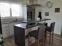 Kuchyň - rekreační dům k pronajmutí Kajov