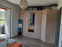 Ložnice 3 - rekreační dům k pronajmutí Kajov