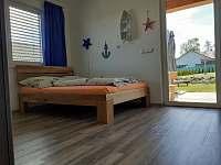 Ložnice 3 - rekreační dům k pronájmu Kajov