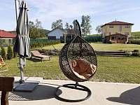 Zahrada - rekreační dům k pronájmu Kajov