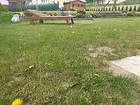 Zahrada - rekreační dům k pronajmutí Kajov