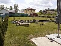 Zahrada - pronájem rekreačního domu Kajov