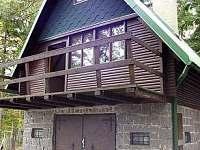 Chata ubytování v Chrástu