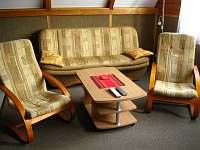 Obývací pokoj - sezení