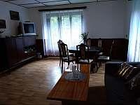 Obývací pokoj (nově) - Křída