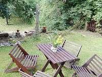 Sezení venkovní - Křída