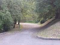 50 metrů k řece Vltavě - pronájem rekreačního domu Týn nad Vltavou