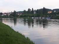 Vltava nábřeží - Týn nad Vltavou