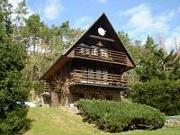 ubytování  na chatě k pronajmutí - Chrást - Stružky