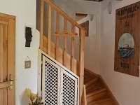schodiště do prvního patra