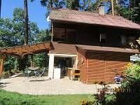 Chata ubytování pro 9 až 12 osob